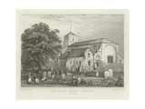 Waltham Abbey Church, Essex Giclee Print by George Bryant Campion