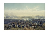 Battle of Palo Alto, May 8, 1846 Giclee Print by Carl Nebel