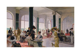 Afternoon Tea, C.1910 Giclee Print by Rene Lelong