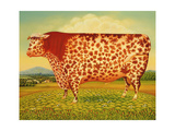 The Great Bull, 1998 Giclee Print by Frances Broomfield