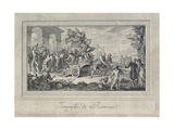 The Triumph of Jean Philippe Rameau Giclee Print