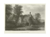 In Old Hyde Park Giclee Print by Patrick Nasmyth