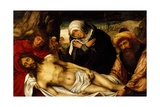 Pieta Giclee Print by Quentin Massys