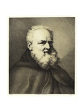 Portrait of a Bearded Man Giclee Print by Anton Raphael Mengs