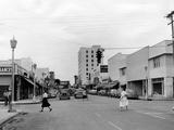 Andrews Avenue, Fort Lauderdale, 1949 Photographic Print