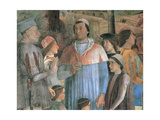 Decoration of the Camera Degli Sposi Giclee Print by Andrea Mantegna