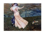 The Dance Giclee Print by Francesco Vinea