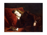 Sleep, 1873 Giclee Print by William Powell Frith