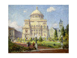 A Spring Day, Boston Giclee Print by Colin Campbell Cooper