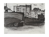 Tenby, 1994 Giclee Print by Jacob Sutton
