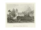 The Ghugun Mahal, Penukonda, India Giclee Print by Henry Warren