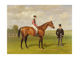 Persimmon', Winner of the 1896 Derby, 1896 Giclee Print by Emil Adam