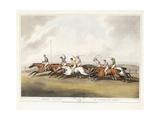Horse Racing, 1807-1808 Giclee Print by Samuel Howitt