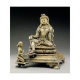 Manjusri, Sirpur Culture, 800 Ad Giclee Print