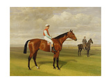 Isinglass', Winner of the 1893 Derby, 1893 Giclee Print by Emil Adam
