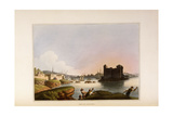 Port of Latachia, 1810 Giclee Print by Luigi Mayer