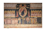 The Last Judgment, 1360 Giclee Print