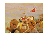 Young at Heart, 1991 Giclee Print by Alan Kingsbury