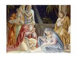 Adoration of the Wise Men Giclee Print by Julius Schnorr von Carolsfeld