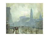 Fifth Avenue Giclee Print by Arthur Clifton Goodwin