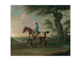 Flying Childers, 1732 Giclee Print by James Seymour