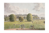 View Towards Ware Park from Bengeo Hall, 1812 Giclee Print by Joshua Gosselin