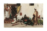 The Tailor's Shop, 1878 Giclee Print by Jean Joseph Benjamin Constant