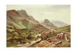 Borrowdale Giclee Print by Sidney Richard Percy