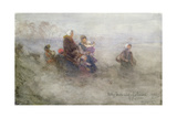 Returning Journey, 1901 Giclee Print by Patty Townsend Johnson