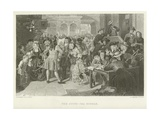 The South Sea Bubble Giclee Print by Edward Matthew Ward
