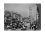 Albert Memorial, Belfast, Ireland, C.1890 Giclee Print by Robert French