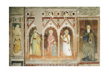 Theory of Saints Giclee Print by Spinello Aretino