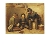 High-Jack-Game, C.1861 Giclee Print by Thomas Le Clear