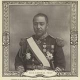 Vice-Admiral Togo Photographic Print