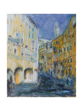 An Alleyway in Florence, 1995 Giclee Print by Patricia Espir