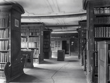 The Perne Library Photographic Print by Frederick Henry Evans
