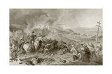 General Sherman's March to the Sea Giclee Print by  English School