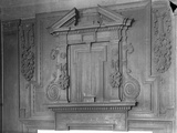 Overmantel, the Perne Library Photographic Print by Frederick Henry Evans