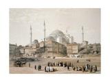 Hagia Sophia Giclee Print by Gaspard Fossati