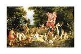 Allegory of the Five Senses Giclee Print by  Jan Brueghel and Hendrik van Balen