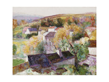 Landscape Giclee Print by Victor Charreton