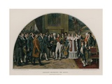 Napoleon Decorating the Artists Giclee Print by Adolphe Yvon