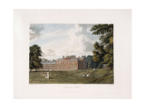 Kensington Palace, 1819 Giclee Print by William Westall