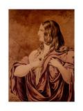 Lucretia - a Sketch, 1854 Giclee Print by Richard Dadd