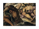 The Brazen Serpent, 1575 Giclee Print by Jacopo Robusti Tintoretto