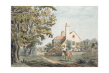 Keepers House in Richmond Park, 1757 Giclee Print by Joshua Gosselin
