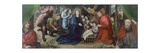 The Adoration of Shepherds Giclee Print by Hugo van der Goes