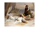The Captive Giclee Print by Eanger Irving Couse