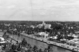 Fort Lauderdale's Skyline, 1953 Photographic Print