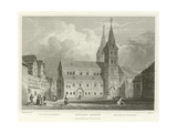 Boppart Church Giclee Print by William Tombleson